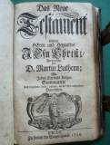 Bible Luther 1724