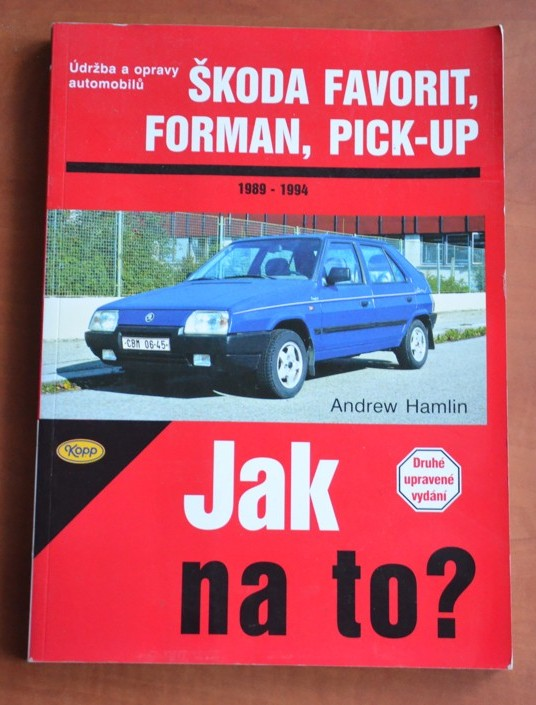 Škoda Favorit, Forman, Pick-up Jak na to?