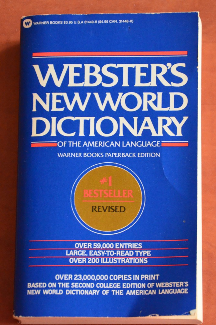 Webster´s New World Dictionary of the American Language