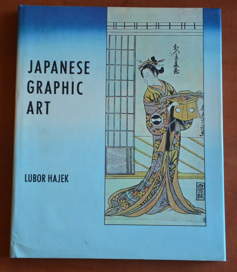Japanese Graphic Art (anglicky)