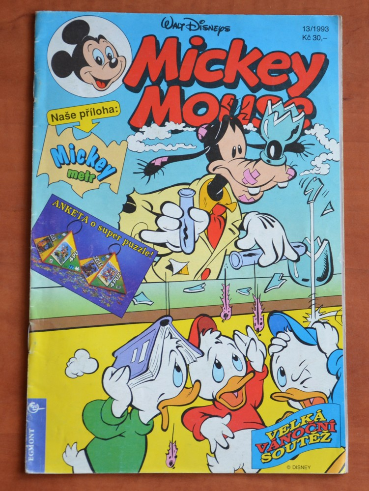 Mickey Mouse 13/1993