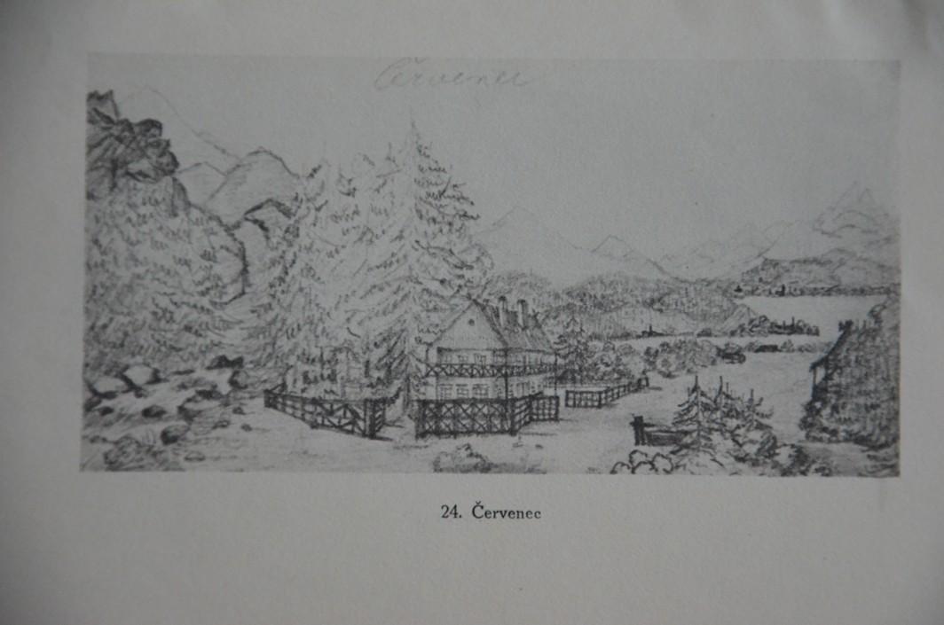 Kresby Bedricha Smetany Antikvariat Rokycany