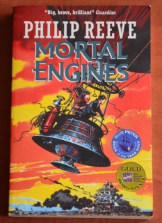 Mortal Engines (anglicky)